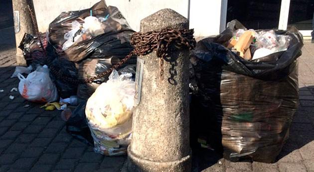 marcha laboratorio experimental reciclaje basura Tepic