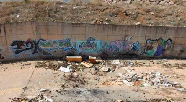 ¿ qué Melilla tiene más basura marina?