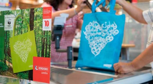 Eroski destina beneficios bolsa solidaria conservación bosques y ecosistemas
