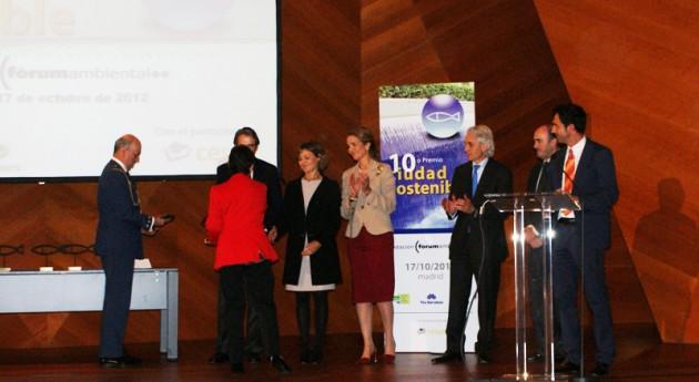 Cabrils, ciudad que mejor gestiona residuos España