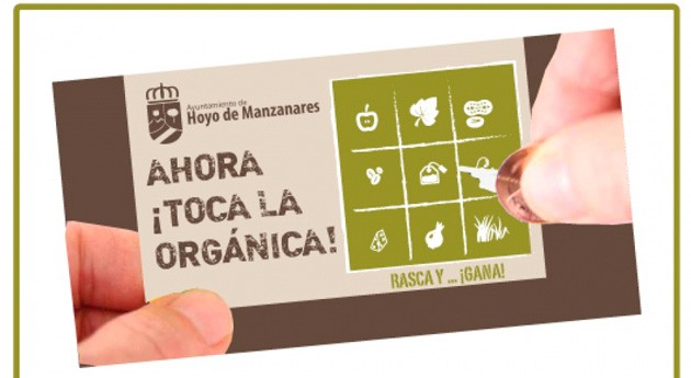 Hoyo Manzanares pone marcha campaña compostaje doméstico