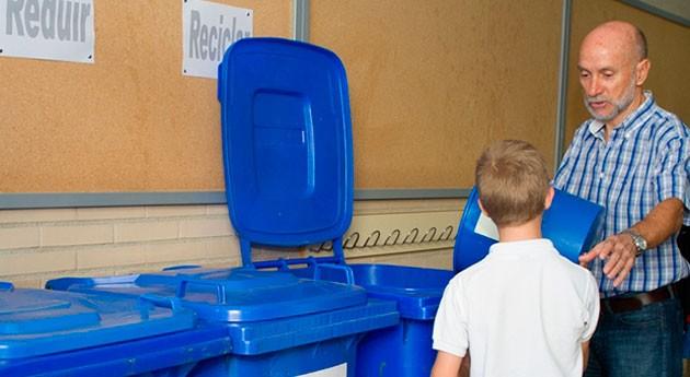 Castellón fomenta reciclaje más jóvenes