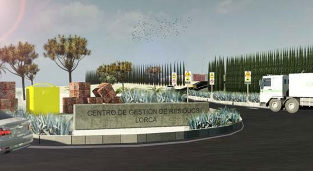 Centro Gestión Residuos Lorca triplicará capacidad vertido