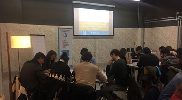 Premio Cataluña Ecodiseño 2017 se presenta taller Circulab