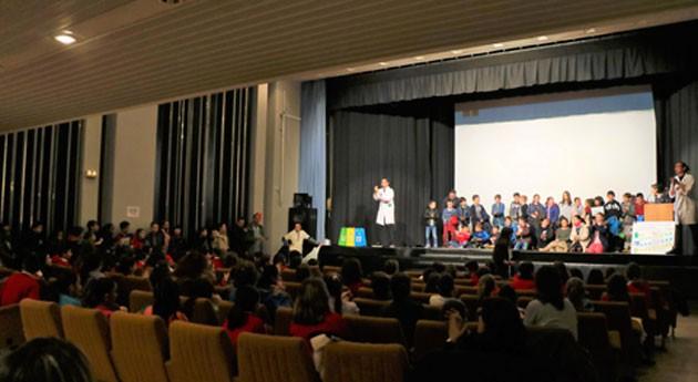 colegios Torrent duplican objetivos reciclaje 2016