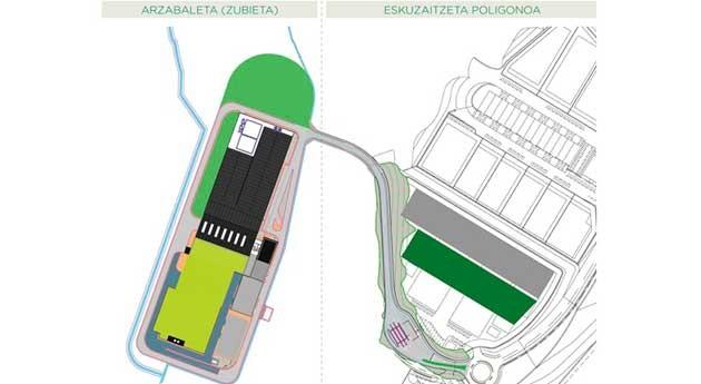 Comienza contratación segunda fase Complejo Medioambiental Gipuzkoa