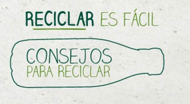 Ecovidrio organiza concurso consejos reciclado Twitter