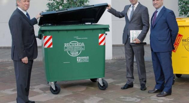 Córdoba contará 6.331 contenedores polietileno origen vegetal