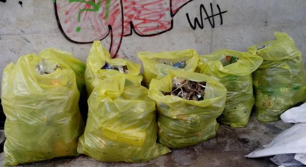 Desembasura recoge casi 200 kg residuos Barranco Santos Santa Cruz Tenerife