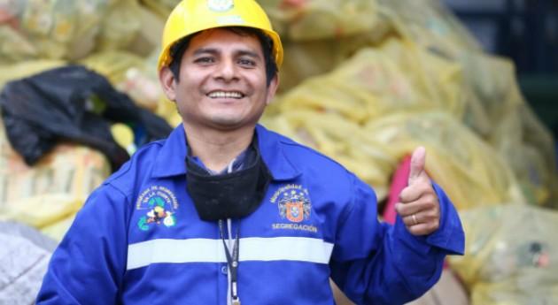 Se formalizan 3.175 recicladores distintas ciudades Perú