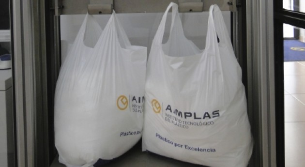AIDO y AIMPLAS apuestan fabricación bolsas plástico sostenibles