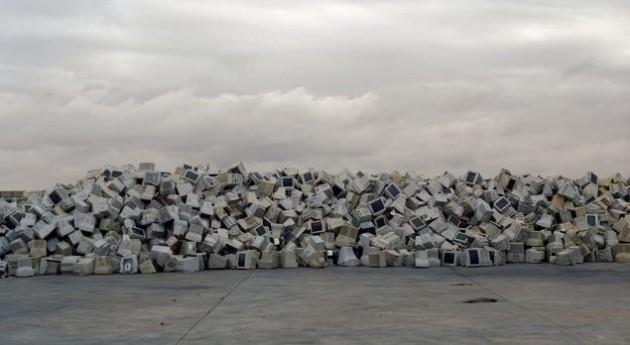 Ecolec incrementa 20% cantidad residuos eléctricos y electrónicos recogidos Cataluña