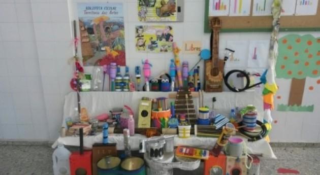 """consumo responsable, eje vertebrador proyecto desarrollado colegio """"Cova Terreña"""""""