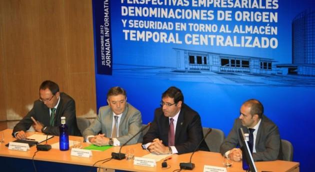 "Francisco Gil-Ortega presidente Enresa:"" elemento prioritario ATC será seguridad"""