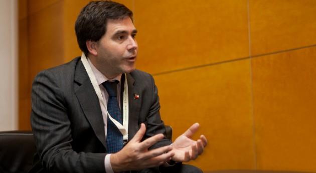 """""""España puede contribuir fuertemente Chile residuos"""""""