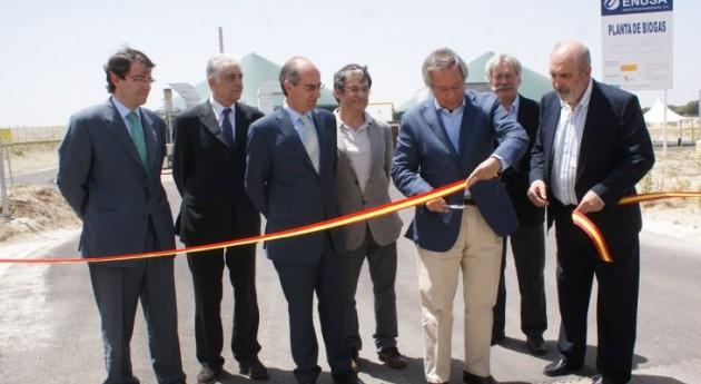 Enusa invierte 3 millones planta biogás única España