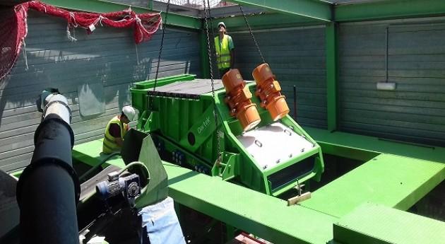 FCC finaliza actualización tecnológica instalaciones reciclaje vidrio Cadrete