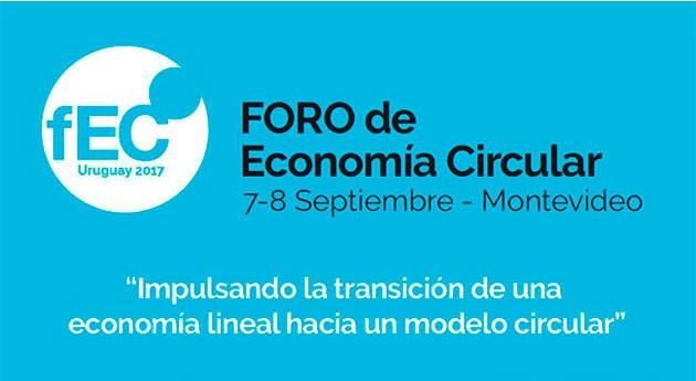 Uruguay acogerá primer Foro Economía Circular Latinoamérica