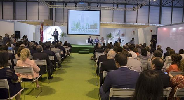 Más 170 ponentes participarán Foro Ciudades que acogerá IFEMA