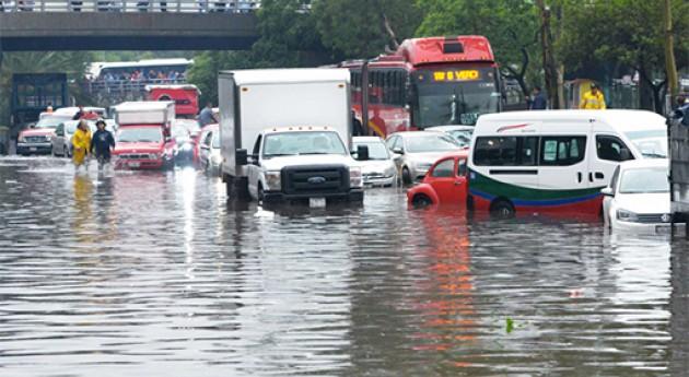 inundaciones México se agravan basura y falta infraestructura
