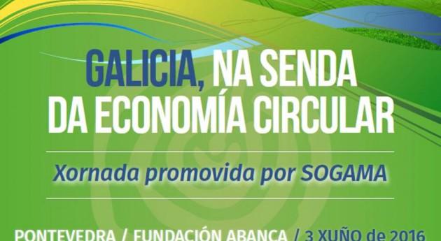 Presidente AEVERSU participa jornada economía circular celebrar Pontevedra