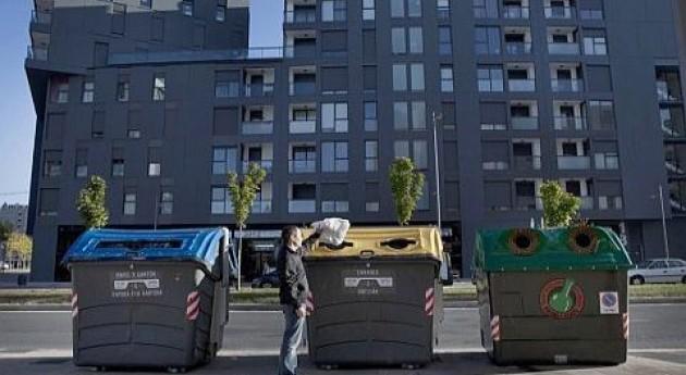Vitoria-Gasteiz duplicará recogida selectiva residuos aquí 2020