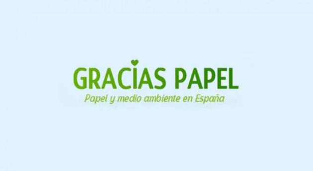 Nace Gracias Papel, web española papel y medio ambiente