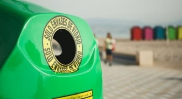 Tres ideas dar segunda vida contenedores reciclaje vidrio