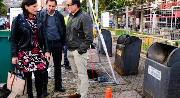 Santander destina 1.970.000 euros segunda fase renovación contenedores soterrados