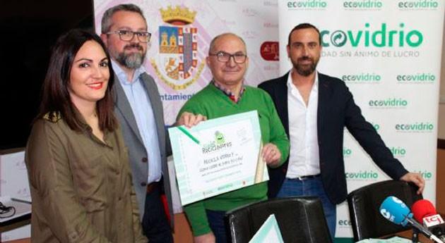 Premio colegio Jumilla que más recicle dos próximos meses