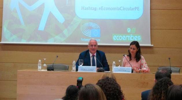 """José Ignacio Ceniceros: """" Rioja es referente europeo gestión residuos y reciclado"""""""
