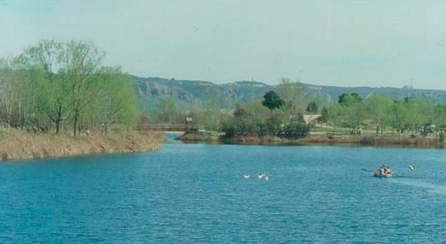 Rechazo al traslado aceites tóxicos depositados lagunas Madres, Arganda