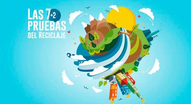 """campaña """" 7+2 pruebas reciclaje"""" recorrerá 50 colegios riojanos"""