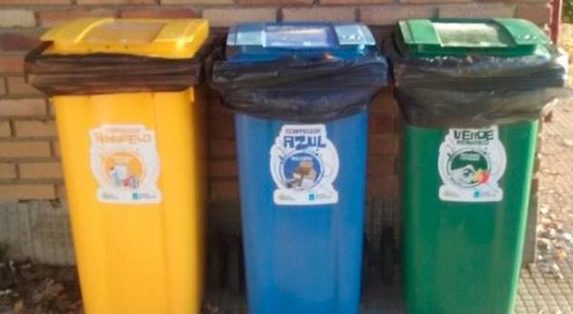 """colegios integrados """"Recíclate Sogama"""", examen"""