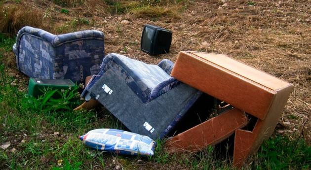 Impulso reutilización muebles Gijón clave economía circular
