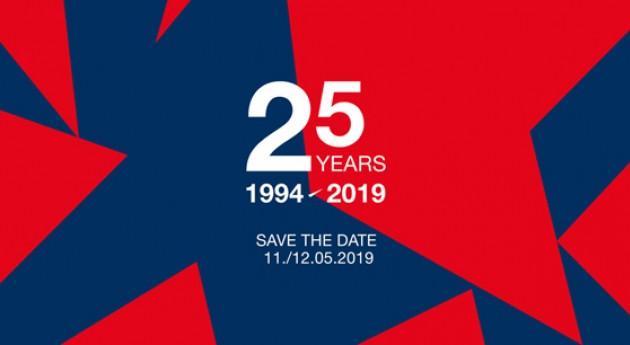 Amis celebra 25 aniversario