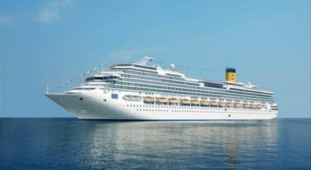 Costa Cruceros inicia proyecto 'Crucero sostenible' gestión residuos bordo