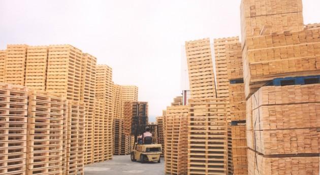 El 63 de los residuos de envase embalaje y palets de madera se valorizaron o reciclaron en espa a - Reciclaje de palets de madera ...