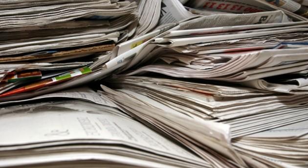 España reciclamos 162 kilos papel y cartón segundo