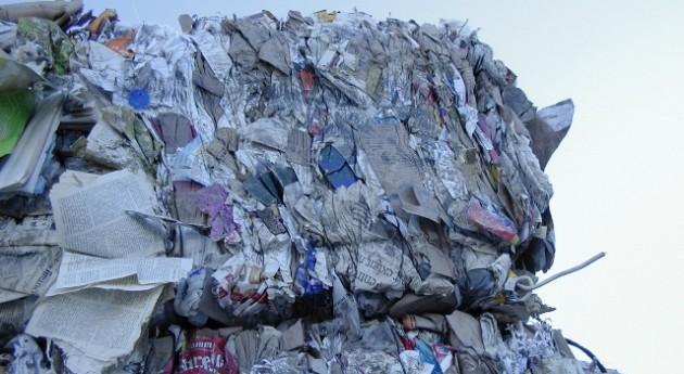 importancia exportaciones reciclaje europeo papel