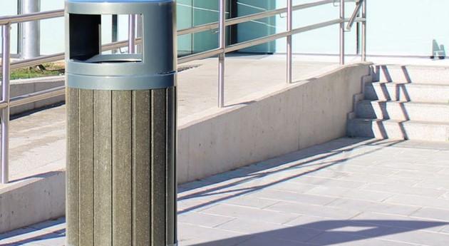 Gobierno Rioja subvencionará uso material reciclado mobiliario urbano