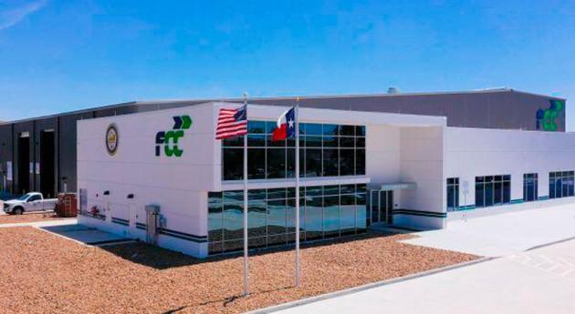 Planta Reciclaje FCC Houston, premio mejor instalación reciclaje EE.UU.