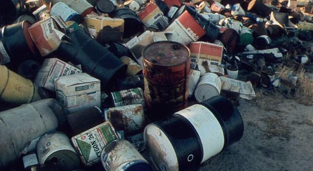 marcha recogida envases productos fitosanitarios Bizkaia