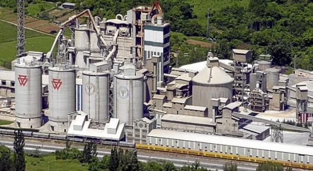 Gobierno Navarra autoriza valorización residuos no reciclables Cementos Portland Valderrivas Olazagutía