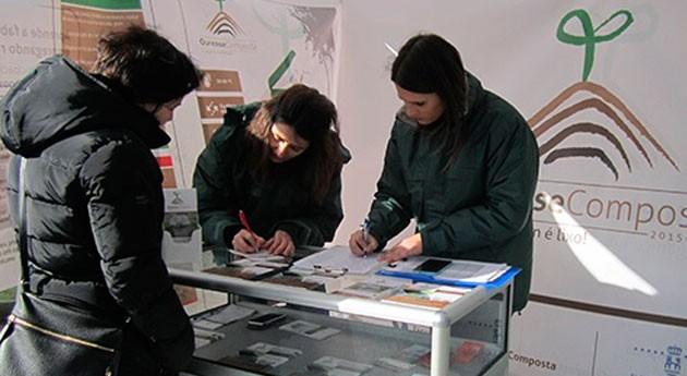 """"""" programa compostaje doméstico Ourense fomentará ahorro económico y medioambiental"""""""