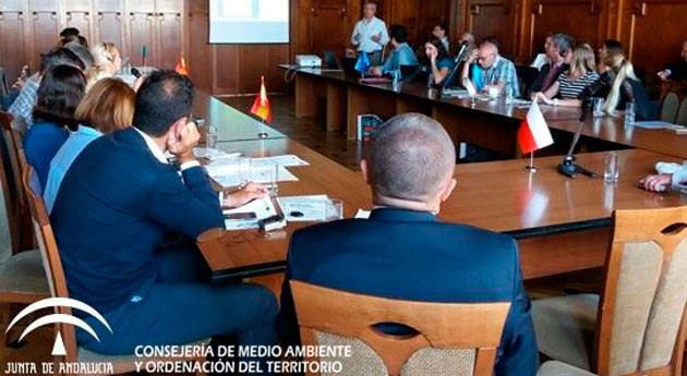 Gobierno andaluz participa segundo seminario proyecto INTHERWASTE