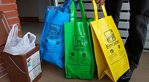Cataluña destinará 7,5 millones euros proyectos reciclaje y economía circular 2017