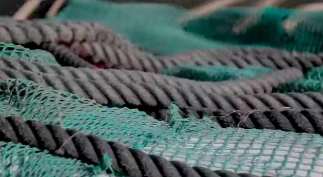 Proyecto Redcycle: redes pesca hilo elaboración prendas sostenibles