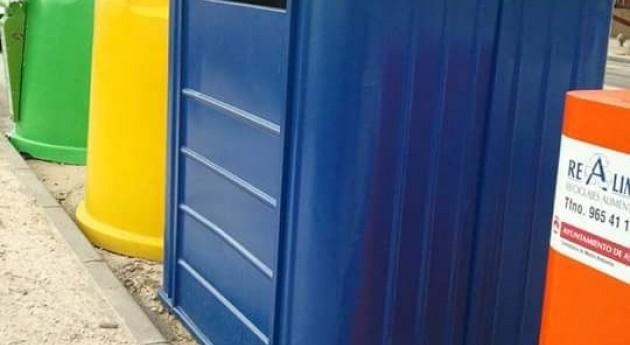 Generalitat Valenciana apoya nuevo plan municipal gestión residuos Aspe