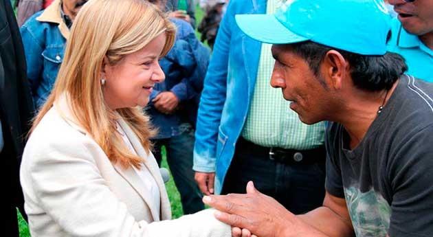 """Elsa Noguera: """" dignificación recicladores ganamos todos"""""""